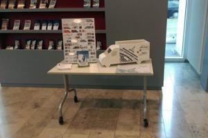 Modell Bibliobus Bielefeld