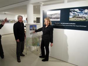 Dr. Anneli Gabanyi und Dr. Klaus Netzer /DFG Bielefeld