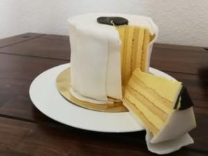 Toilettenpapier-Torte